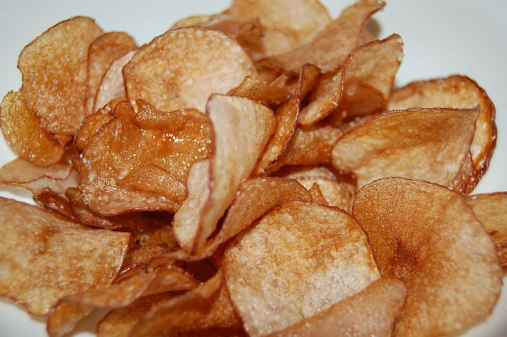 Making chips at home is fun and easy especially if you have a deep fryer. Experiment with the shape and thickness of the potatoes, you may like them thicker or thinner, and you can use kumara (sweet potato) too. I use olive oil but you can use other oils.