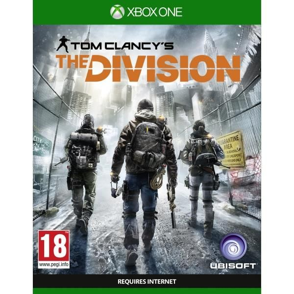 Tom Clancy's The Division Xbox One Game | http://gamesactions.com shares #new #latest #videogames #games for #pc #psp #ps3 #wii #xbox #nintendo #3ds