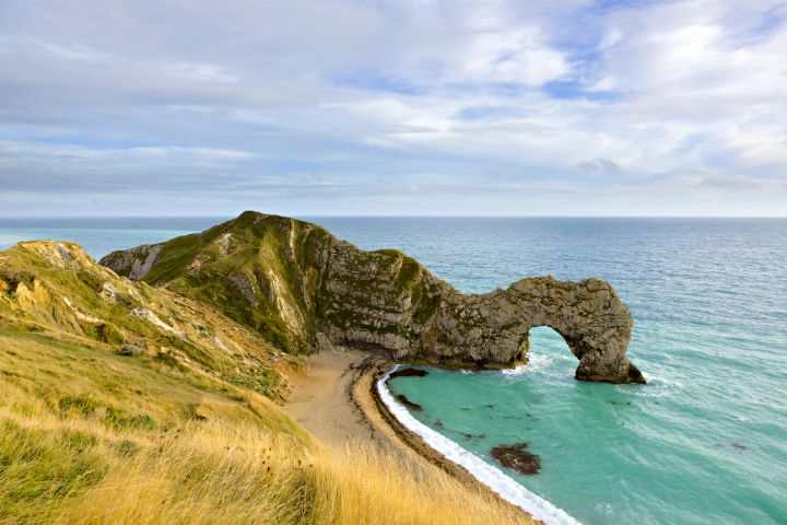 Cửa biển Durdle, Dorset, Anh