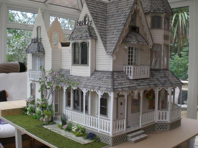 Garfield side - Garfield - Victoria Villa - June 09 - Gallery - The Greenleaf Miniature Community