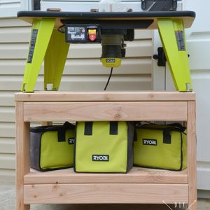 Ryobi universal router table j ole ryobi nation router tableshop ideas greentooth Gallery