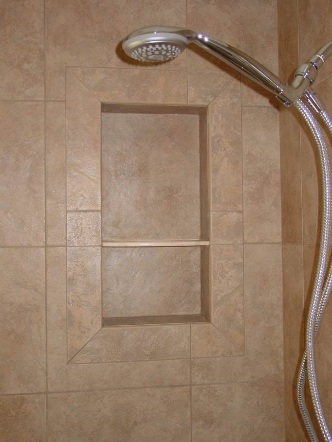 Kerdi Shower Example 8 Bathroom Remodel Pinterest