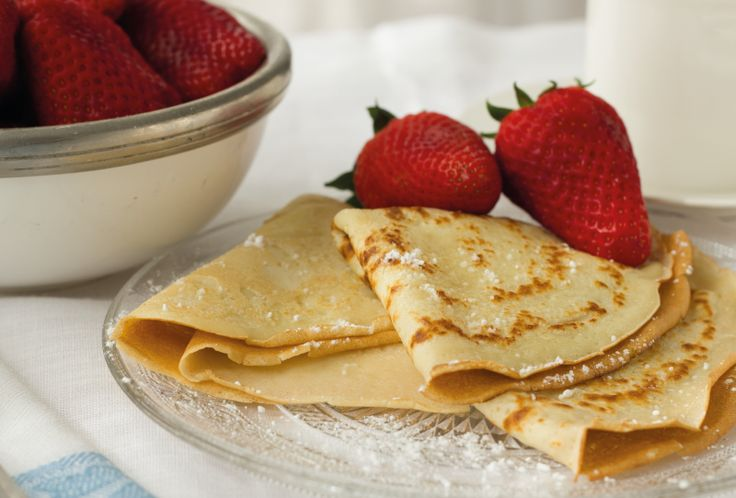 #Receta Crêpes, receta francesa por excelencia, rellénalos de fruta, chocolate, nata, nueces,…