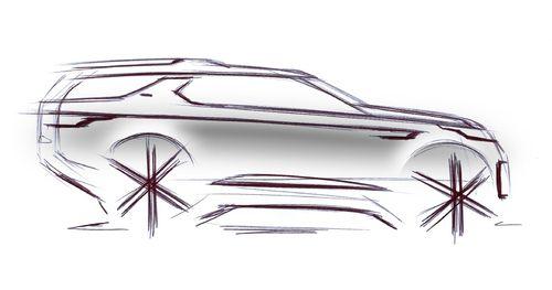 2014 | Land Rover Discovery Vision Concept | Exterior...