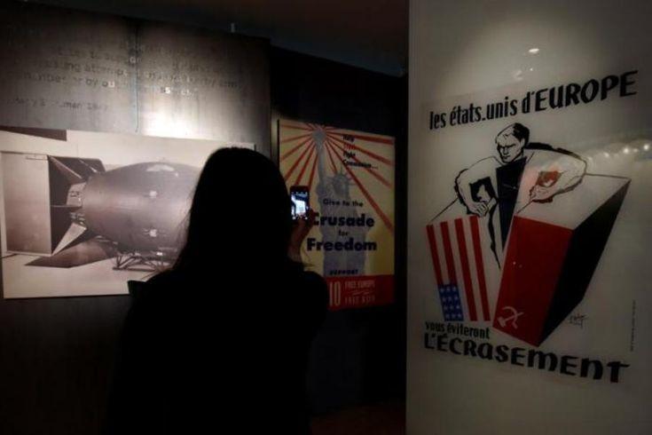 Ένα νέο μουσείο στις Βρυξέλλες αφηγείται την ιστορία από την ευρωπαϊκή σκοπιά (εικόνες) | altsantiri.gr