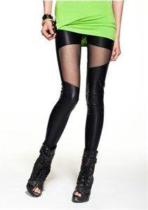 Este leggin me escanta con esas transparencias lo hace muy sexy, visita nuestra tienda online