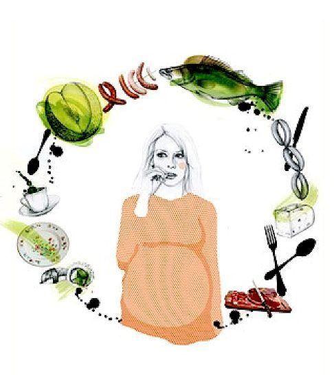 Mi embarazo vegetariano (cap.1) - Ecocosas