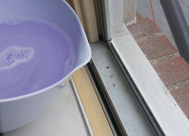 How to Clean Window & Sliding Glass Door Tracks Sliding