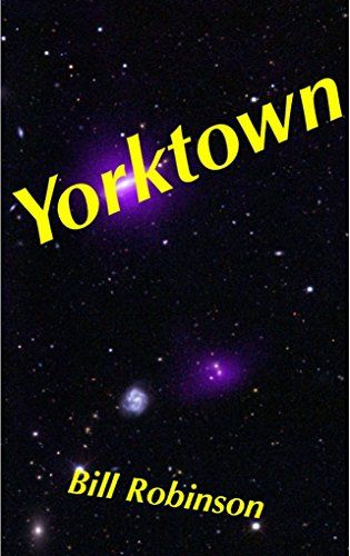 Yorktown: Katana Krieger #1 by Bill Robinson.  Cover image from amazon.com.  Click the cover image to check out or request the science fiction and fantasy kindle.