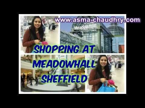 My Shopping Day at Meadow Hall, Sheffield | Asmaa Chaudhry
