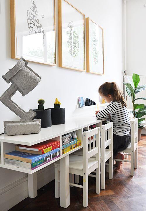 12x werkplekjes voor kinderen - Makeover.nl