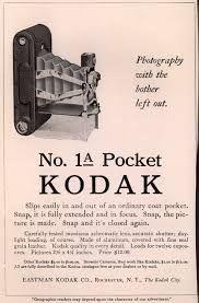Like the KODAK font
