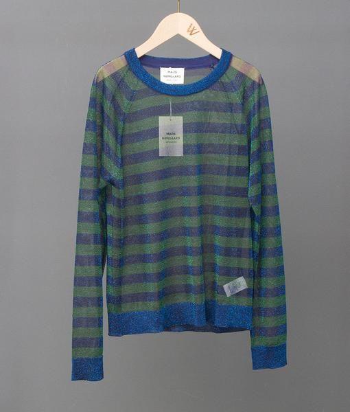 Angel Knit Kianna, Navy/Green