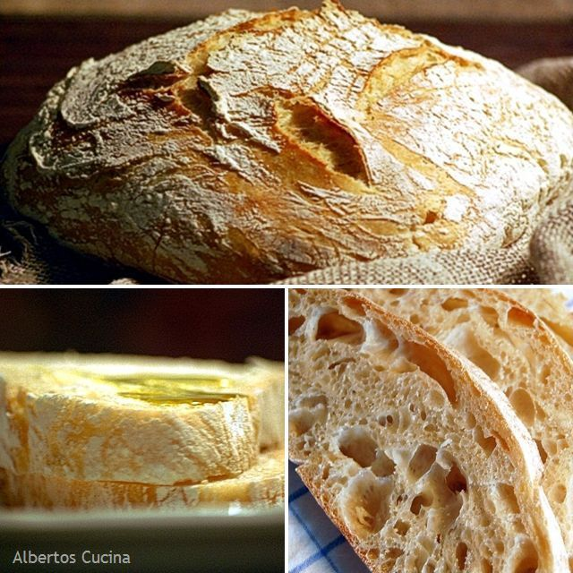 Alberto hat mich gefragt, ob er folgendes Rezept als Gast für den Bread Baking Day