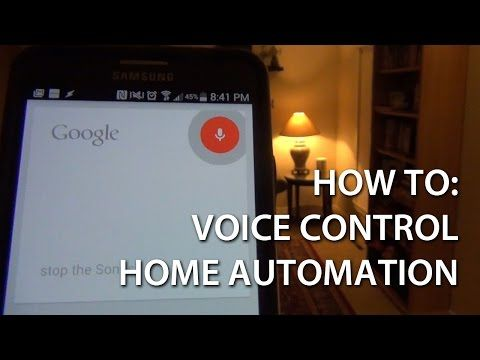 Next Generation Smart Home Automation vs Amazon Echo, Google Home #DIY LAB - YouTube