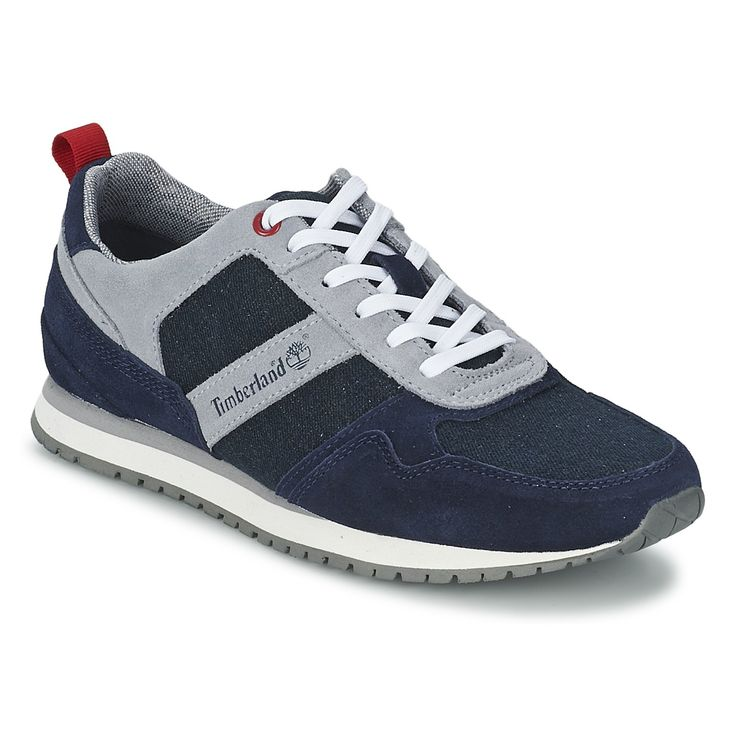 Baskets basses Timberland EARTHKEEPERS CASSLTN LTHR AND FABRIC OXFORD Bleu denim prix promo Baskets Homme Spartoo 115.00 € TTC