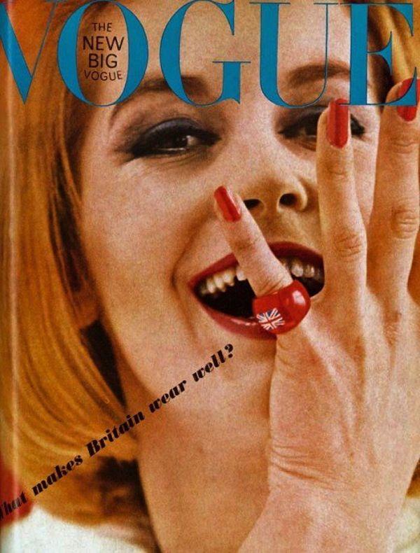 Ameixa Japonesa: Vogue 60's