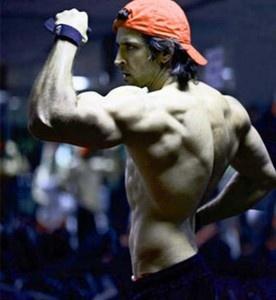 Hrithik Hot Body
