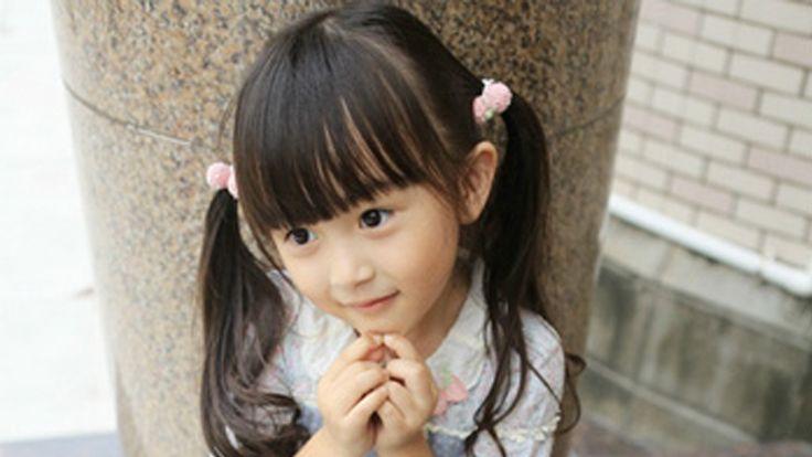 Liu Chu Tian, Gadis Balita Tercantik di Dunia!