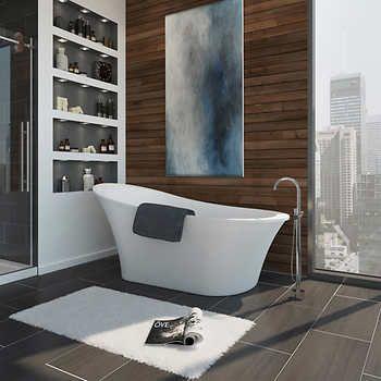 Les 25 meilleures id es concernant bain autoportant sur for Ove salle de bain