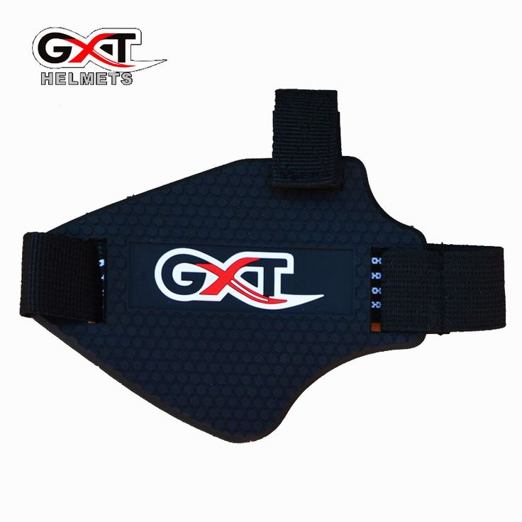 GXT Motorcycle Riding Shoes/boots Gear Shift Pad Motorbike Racing Boots Removable Protective Gear Guards Protector Cover