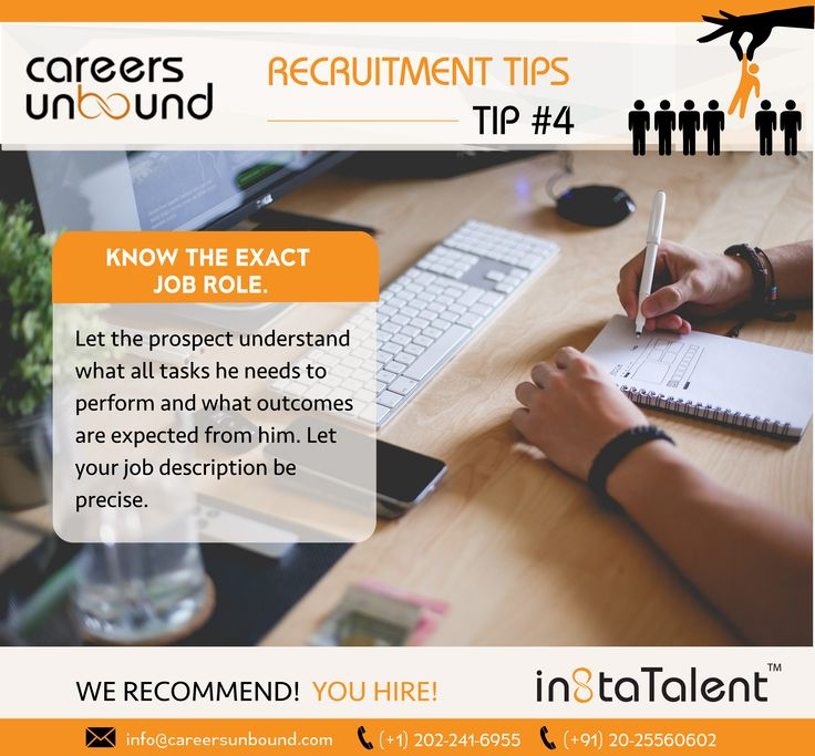 Best Recruitment Tips Images On   Career Advice