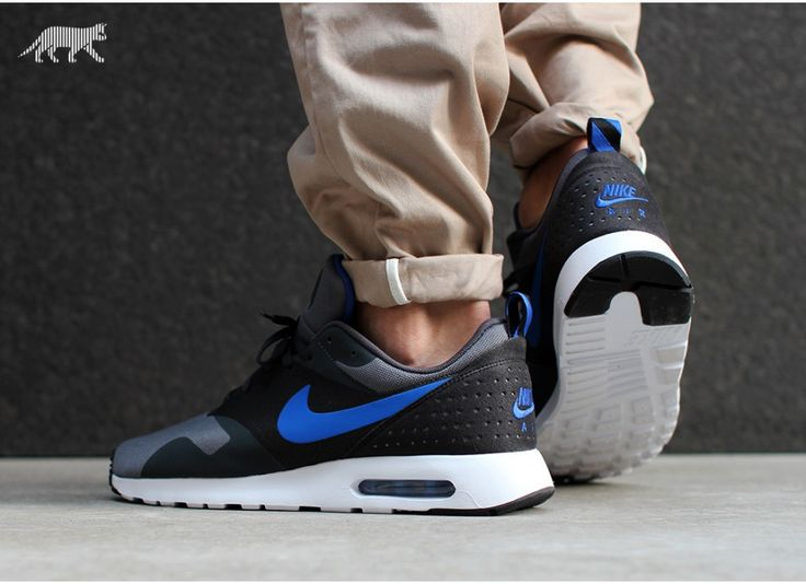 Nike Air Max Tavas Blue And Grey