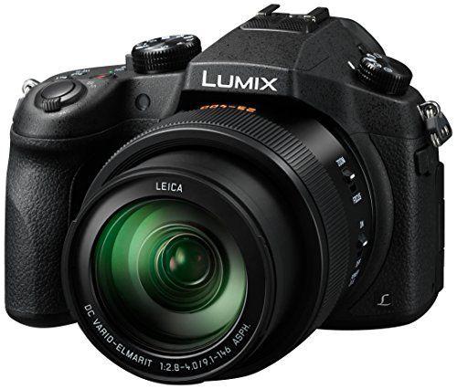 Panasonic Lumix DMC-FZ1000 Appareils Photo Numériques 20.9 Mpix Zoom Optique 16 x: Mesures Dimensions (L x H x P) 136.8 x 98.5 x 130.7…