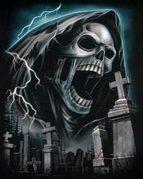 Pin On ~† Tattoo Art † & Skull Art & Wicked Skulls