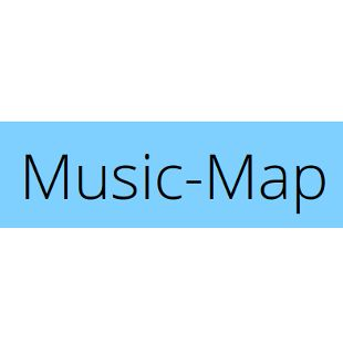 Music-Map - The Tourist Map of Music