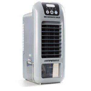 Review of the Companion mini rechargeble evaporative tent air conditioner
