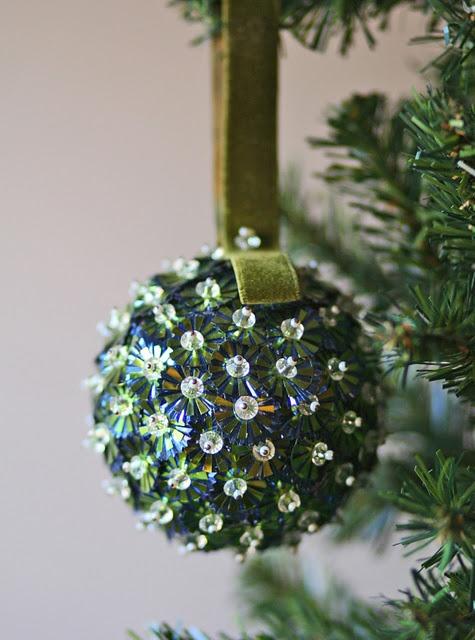 Polish style handmade ornaments