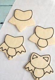 Resultado de imagen de halloween cookies