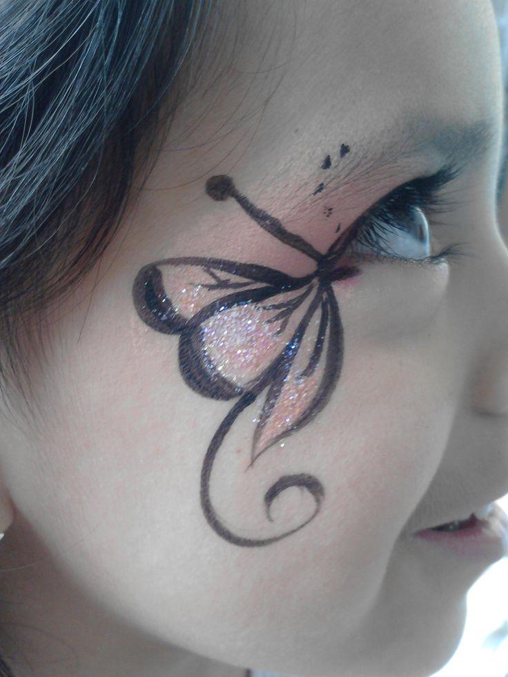 mariposa para peques