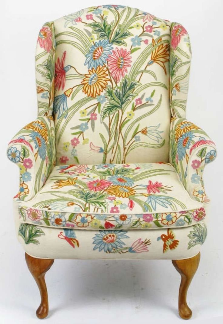 83 Best Wing Back Chairs Images On Pinterest Armchairs