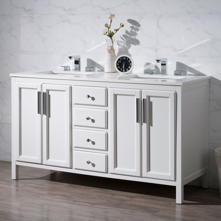 25 Best Double Sink Bathroom Ideas On Pinterest Double Sink Vanity Double Sinks And Double