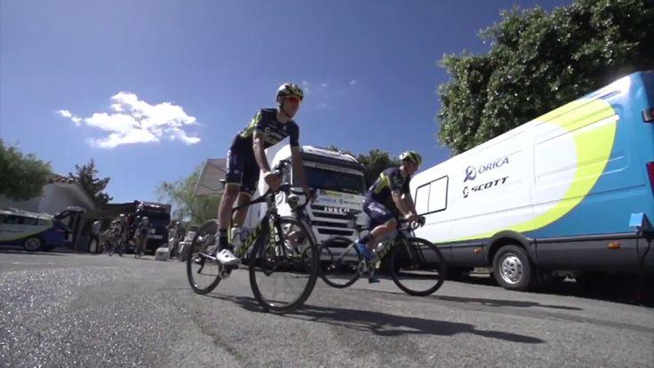 2017 Giro d'Italia - Stage 18 Pre Race