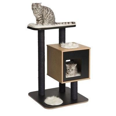 You'll love the 32 Vesper Cat Tree at Wayfair - Great Deals on all Furniture products with Free Shipping on most stuff, even the big stuff.