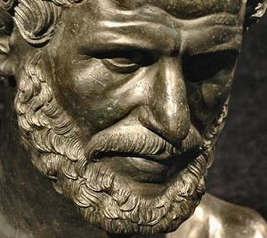 a biography of heraclitus an ancient greek philosopher Bc greek philosopher, born in ephesus only fragments survive of his book 'on nature', which was written in an aphoristic style read heraclitus biography.