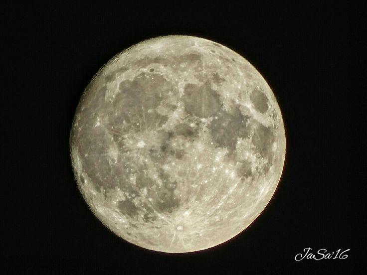 Nog 1 nachtje dan.is t full moon, 14 november 2016