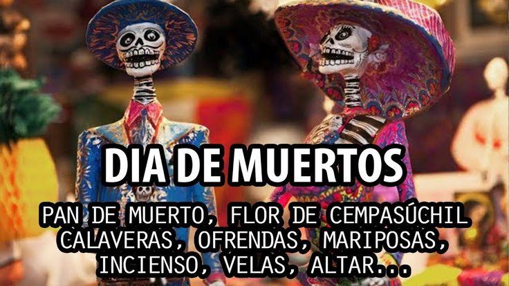 DIA DE MUERTOS En México, Significado de una Hermosa tradición / Dia de ...