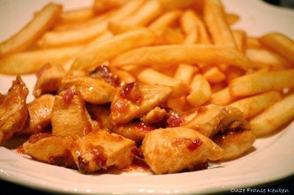 Waanzinnig lekkere marinade voor kip
