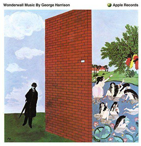 Amazon.co.jp: ジョージ・ハリスン : 不思議の壁(紙ジャケット仕様) - ミュージック