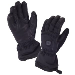 SealSkinz Heated Extreme Cold Weather Gloves The SealSkinz Heated Extreme Cold Weather Gloves are a fantastic pair of gloves that are waterproof windproof and breathable but with the added feature of a battery powered heating element with three  http://www.MightGet.com/january-2017-11/sealskinz-heated-extreme-cold-weather-gloves.asp