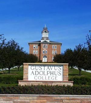 Gustavus Adolphus College--test score information, admissions data, and more!
