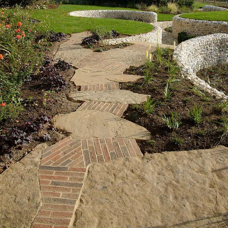 425 best garden paths images on Pinterest Garden paths Gardens