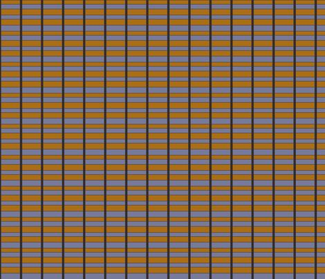 African roads Cattle Grid fabric by house_of_heasman on Spoonflower - custom fabric