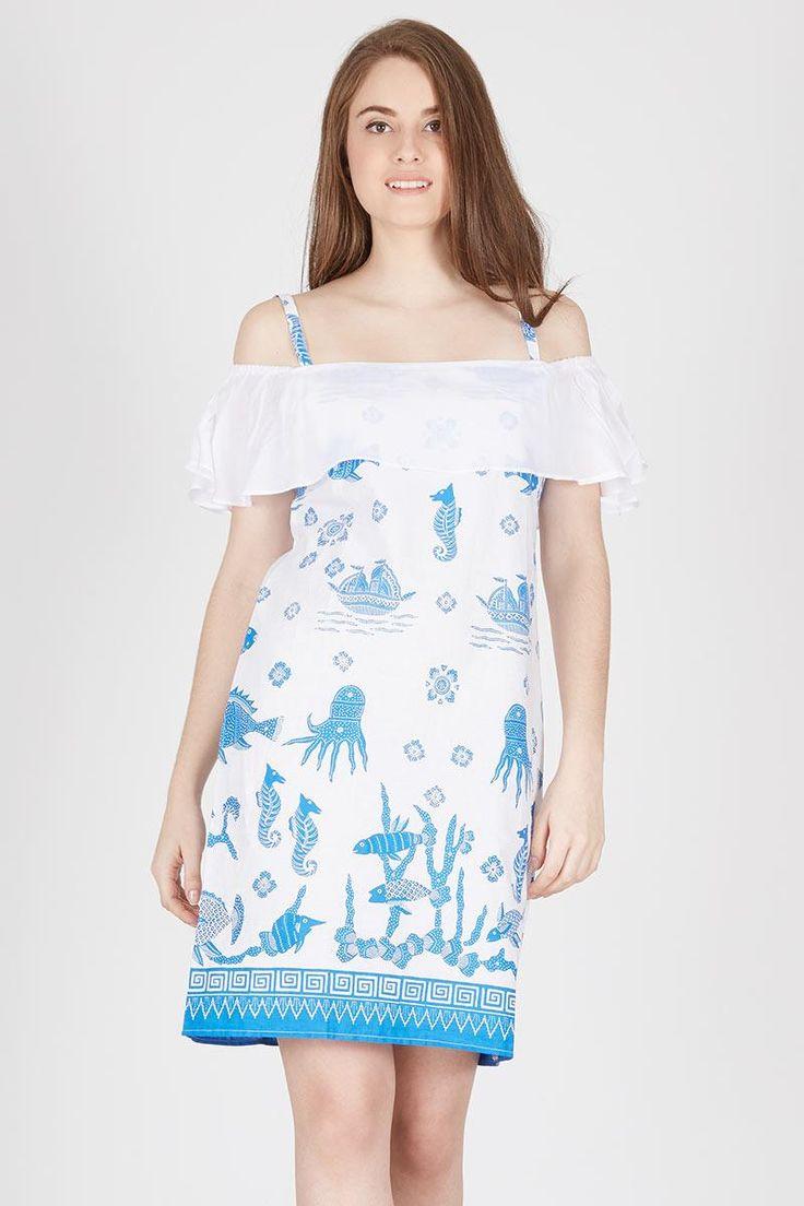 Batik Dress Tali