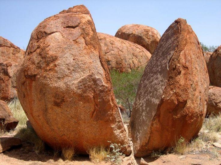 Cracked Boulder