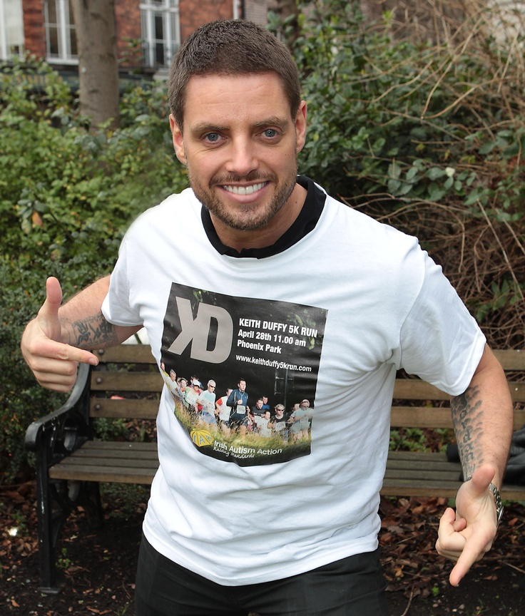 Irish Autism Action - The first Keith Duffy 5k run